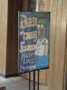 Mmmmmm... beer...