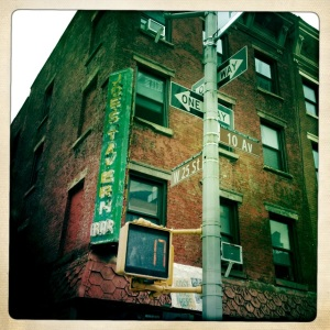 Joe's.  #nyc #nycplaces